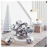 Threshold Decorative Bell Filler - Silver