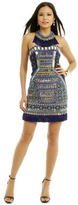 Matthew Williamson Tribal Corset Mini