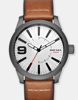 Diesel Rasp Brown Analogue Watch