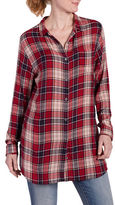 Jag Magnolia Plaid Shirt