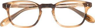 Garrett Leight Square Frame Glasses