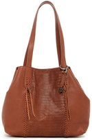 Lucky Brand Noah Leather Tote