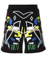 Marcelo Burlon County of Milan 'Osorno' track shorts