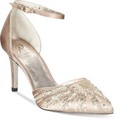 Adrianna Papell Hollis Evening Pumps