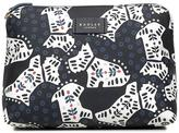 Radley Folk Dog Make Up Bag - Black
