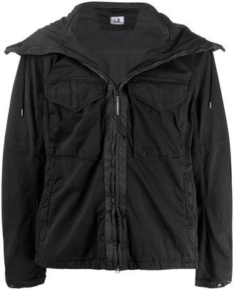 C.P. Company Two Pocket Zipped Jacket