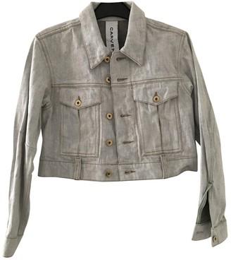 Carven Blue Denim - Jeans Jacket for Women