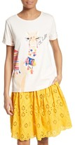 Kate Spade Women's Oh Hello Graphic Tee