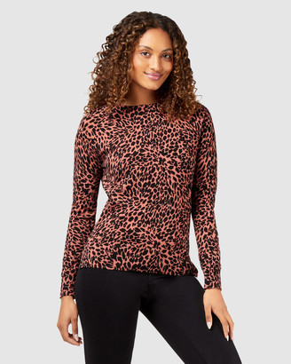 Jeanswest Scarlett Animal Pullover