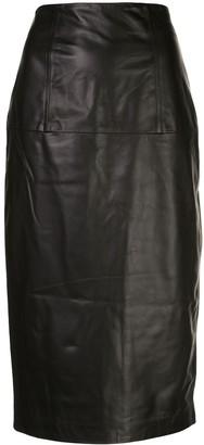 Kiki de Montparnasse Bustle pencil skirt
