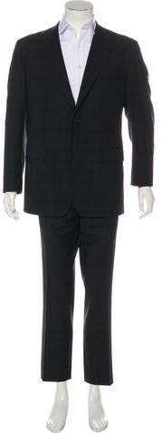 Prada Virgin Wool Two-Piece Suit