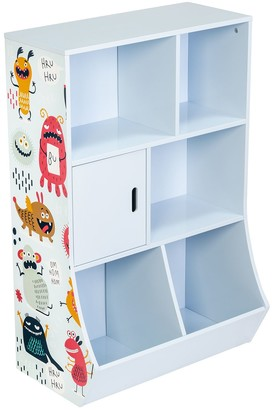 Honey-Can-Do 6-Cube Kids Storage Cubby
