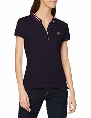 Tommy Hilfiger Women's Aila Slim Polo SS Shirt