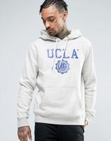 Ucla Pull Over Logo Hoodie