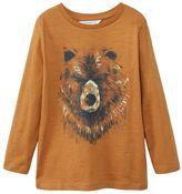 MANGO Boys Animal Print T-Shirt
