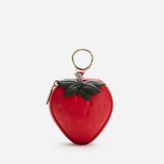 Kate Spade Women's Strawberry Coin Purse