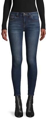 True Religion Jennie Mid-Rise Skinny Jeans