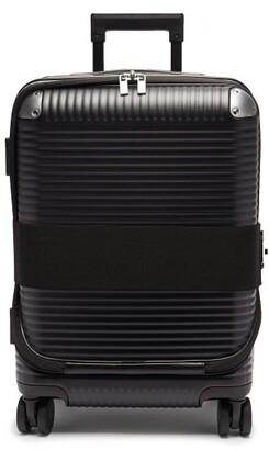 FPM Milano Bank Zip Spinner 53 Cabin Suitcase - Black