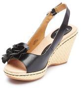 Børn Women's 'Odette' Slingback Wedge Sandal