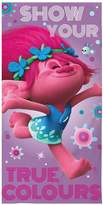 DreamWorks Trolls Glow Towel