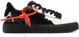Off-White Pony New Vulcanized sneakers