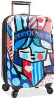 Heys Britto Freedom Expandable Hardside Spinner Luggage