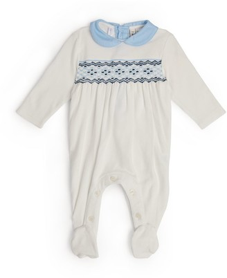Rachel Riley Embroidered All-In-One (1-12 Months)