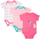 Cutie Pie Baby Pink Bodysuit Set - Infant