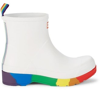 Hunter Orginal Play Pride Rain Boots