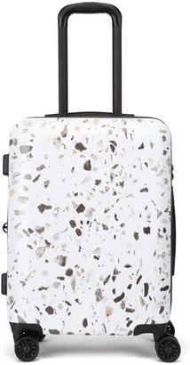 "Calpak Luggage Terrazzo 25"" Hard Shell Spinner Suitcase"