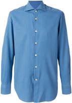 Kiton denim shirt