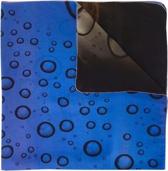 Tara Matthews x Mr Azara Lumio Drops sarong skirt