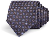 Canali Spaced Diamond Classic Tie
