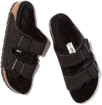 Birkenstock Arizona Shearling-Lined Sandal