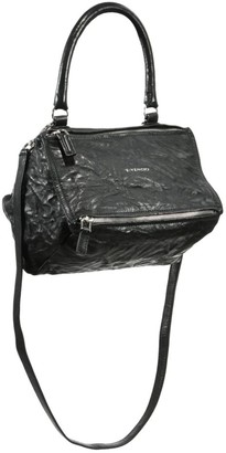 Givenchy Small Pandora Pepe Leather Crossbody Bag