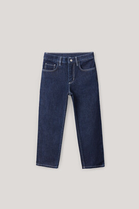 Cos Straight-Leg Jeans