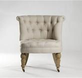 Zentique Amelie Slipper Chair