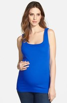 Women's Bun Maternity Maternity/nursing Tank