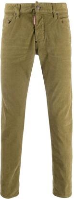 DSQUARED2 Slim-Fit Corduroy Jeans