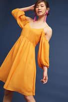 Moulinette Soeurs Carina Open-Shoulder Dress