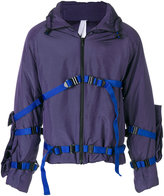 Cottweiler puffer sports jacket
