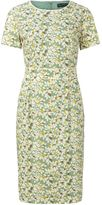 Sugarhill Boutique Ivana Shift Dress With Piping