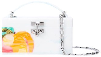 Edie Parker Fruit Clutch Bag