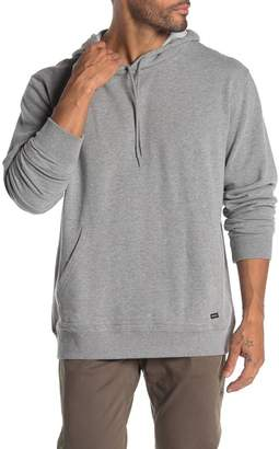RVCA Dayshift Heathered Fleece Pullover Hoodie