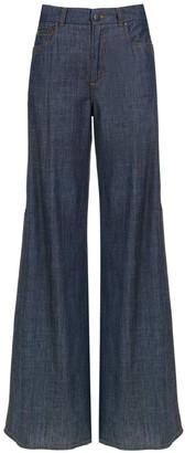 Tufi Duek wide leg jeans