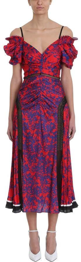 c97378a56621 Self-Portrait Red Print Dresses - ShopStyle