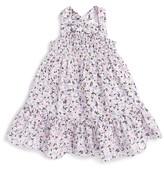 Kate Spade Infant Girl's Smocked Cover-Up Dress