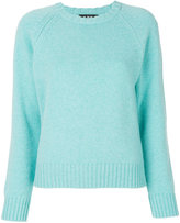 A.P.C. classic crew neck jumper - women - Wool - S