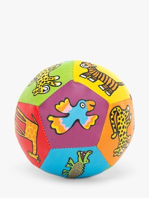 Jellycat Jungly Tails Boing Ball Soft Toy