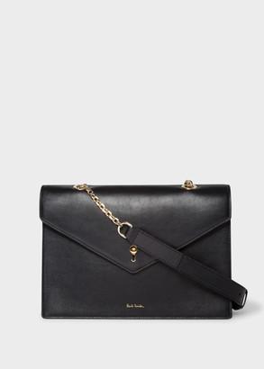 Paul Smith Women's 'Keyhole Envelope' Leather Satchel Bag